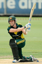 Alex Blackwell top-scored for Australia with 42