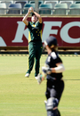 Rene Farrell held a catch to get rid of Heather Knight
