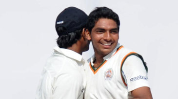 Bhargav Bhatt was the highest wicket-taker in the 2010-11 Ranji Trophy Super League