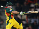 Jonathan Wells scored a half-century on his Big Bash debut, Tasmania v Victoria, Big Bash 2010-11, Hobart, January 11, 2011