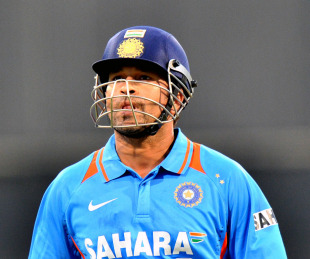 Sachin Tendulkar has called time on his ODI career