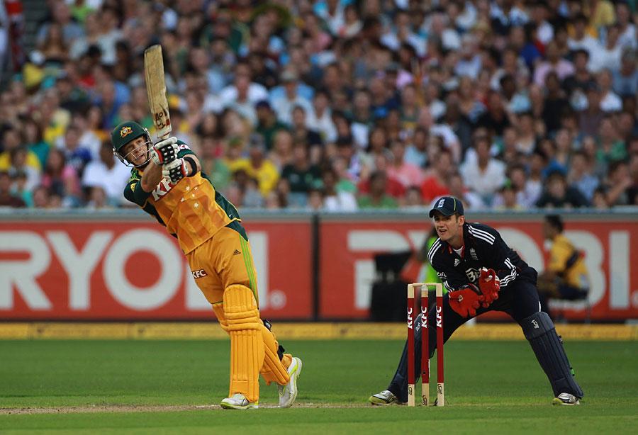Australia Recall Chris Lynn for England ODIs; Glenn Maxwell Dropped