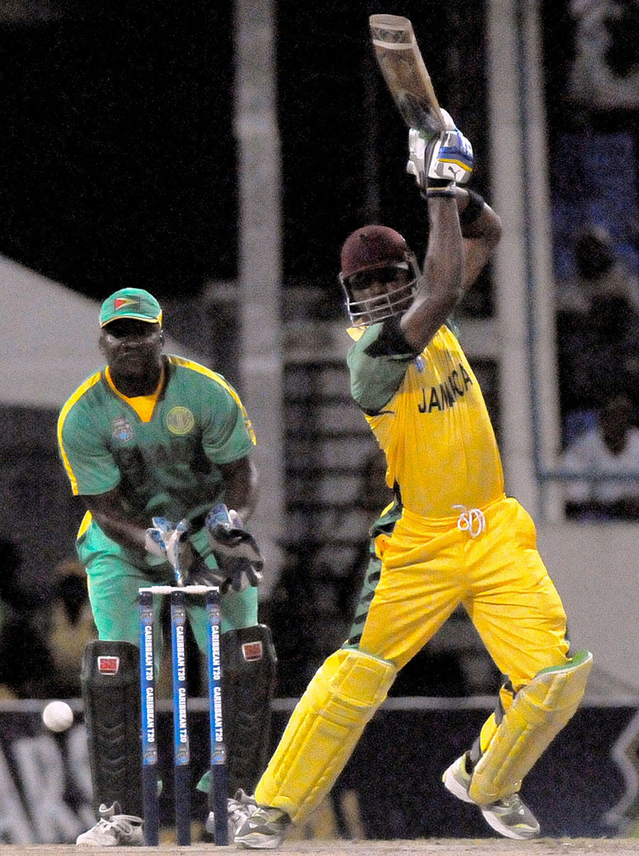 Marlon Samuels' 42 played a key role in Jamaica's win ...