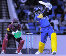 Alcindo Holder's unbeaten 44 carried Barbados to an easy win, Barbados v Leeward Islands, Antigua, Caribbean T20, Group B, January 11, 2011