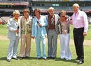 The Channel 9 commentators got dressed up for the occasion, Australia v England, 1st ODI, Melbourne, January 16, 2010