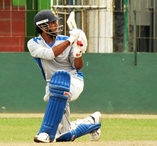 TN Sampath top scored for Basnahira with 76