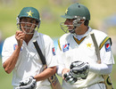 Younis Khan and Misbah-ul-Haq batted Pakistan towards safety
