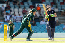 Heather Knight was stumped for 2 as England slumped to defeat, Australia Women v England Women, 5th T20, Melbourne, January 19, 2011
