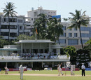 A view of the Brabourne Stadium during a tour match, Mumbai v Australia, 2nd day, October 1, 2004