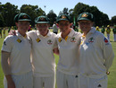 Australia's four Test debutants in the first women's Ashes Test, Australia v England, women's 1st Test, Sydney, January 22, 2011