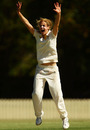Ellyse Perry took four wickets on the opening day