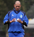 Alauddin opened the bowling for Italy, Denmark v Italy, WCL Division Three, Hong Kong Cricket Club, January 22, 2011