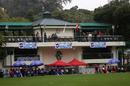 The pavilion at Kowloon Cricket Club, January 22, 2011