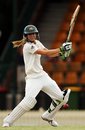 Ellyse Perry made a stubborn 15 in Australia's first innings
