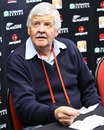 Glenn Turner at the post-match press conference, New Zealand v Pakistan, 2nd ODI, Queenstown, January 26, 2011