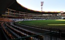 A view of the Chinnaswamy Stadium in Bangalore