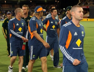 Michael Clarke opts out of Big Bash League