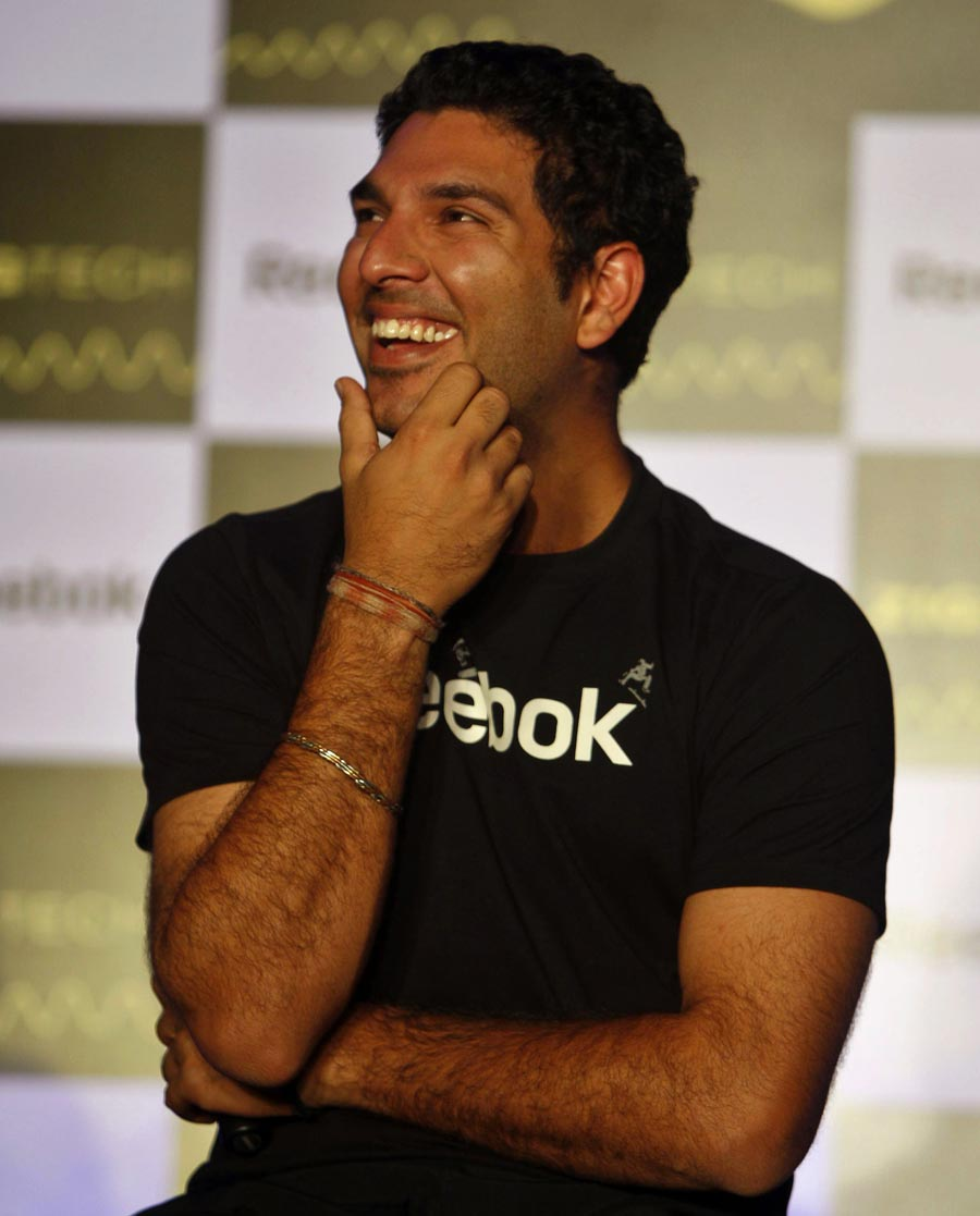 127855 - Thought of quitting last year, says Yuvraj