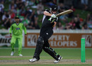 Martin Guptill was in excellent touch again but New Zealand needed more than his 65, New Zealand v Pakistan, 5th ODI, Hamilton, February 3, 2011
