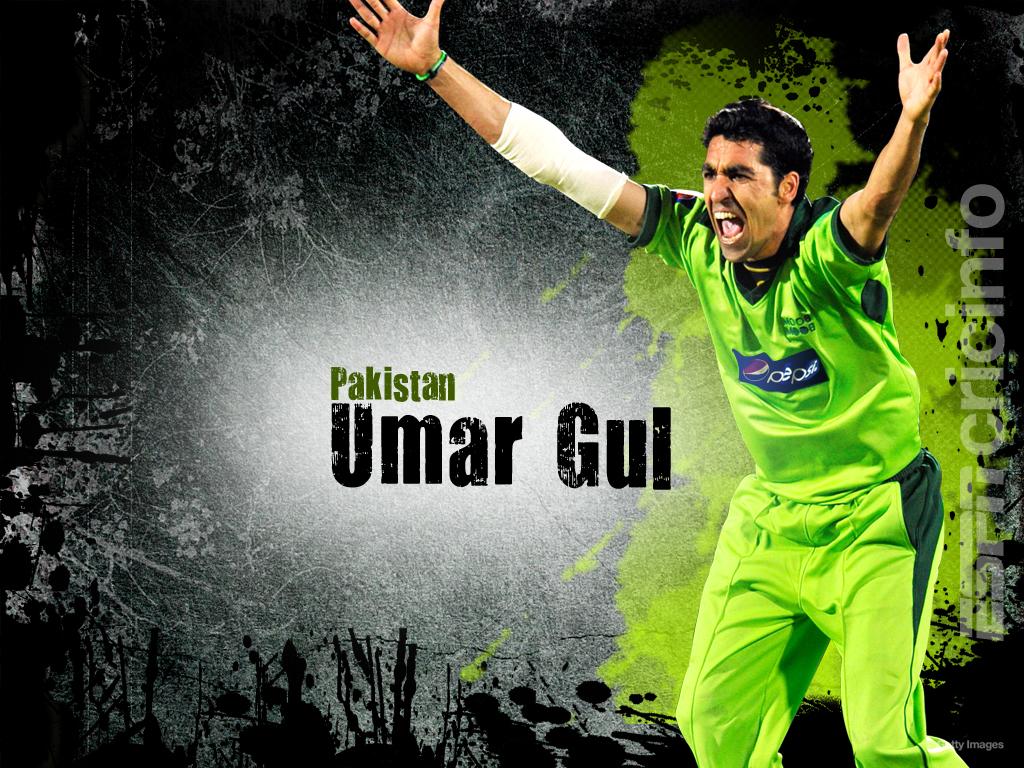 Umar Gul Cricket Wallpapers Espncricinfocom