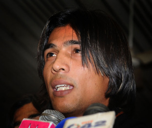 Mohammad Amir speaks on his return to Pakistan, February 8, 2011