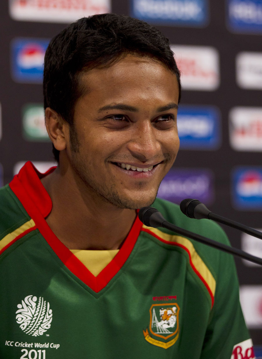 128015 - 'Reaching quarters not difficult' -Shakib ul Hasan
