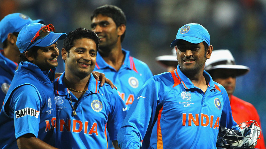 There was plenty to smile about for India as Piyush Chawla's four wickets gave them victory