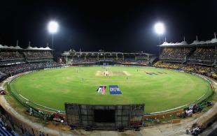 The MA Chidambaram Stadium in Chennai