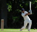 Seren Waters bats for Surrey Academy