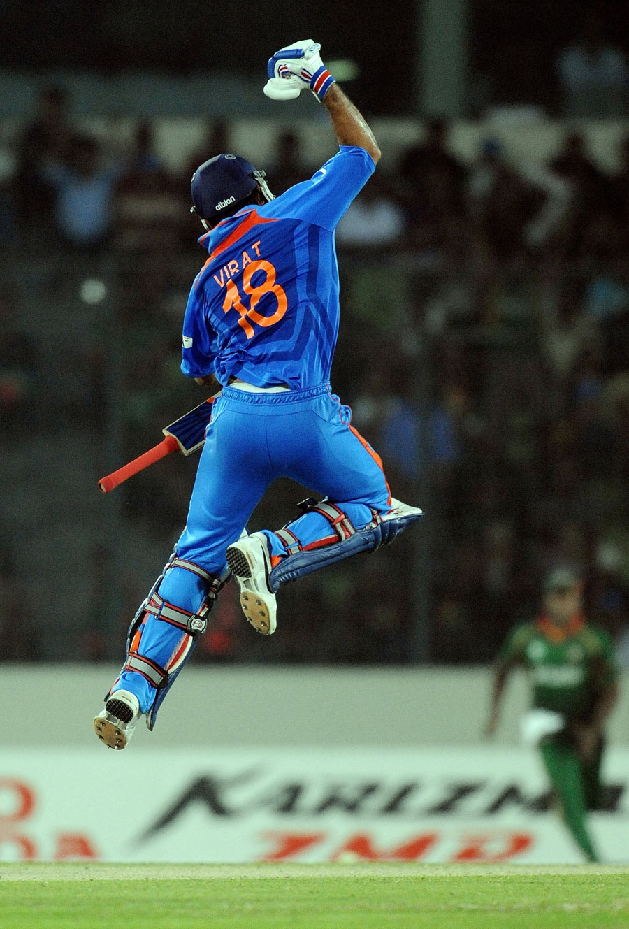 ... getting to a hundred off 83 balls   Cricket Photo   ESPN Cricinfo
