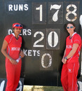 Hong Kong's Keenu Gill (58*) and Neisha Pratt (88*) shared in an unbeaten opening partnership worth 178 runs against Oman at the ACC Women's Twenty20 Championships played at Hubara, Kuwait on 19th February 2011