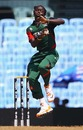 Nehemiah Odhiambo bowled just one over, Kenya v New Zealand, Group A, World Cup 2011, Chennai, February 20, 2011