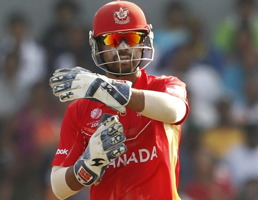 Ashish Bagai - Captain Canada