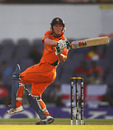 Tom de Grooth provided valuable impetus for Netherlands, England v Netherlands, Group B, World Cup, Nagpur, February 22, 2011