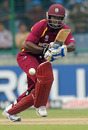 Devon Smith gave Darren Bravo solid support during a steadying second-wicket partnership