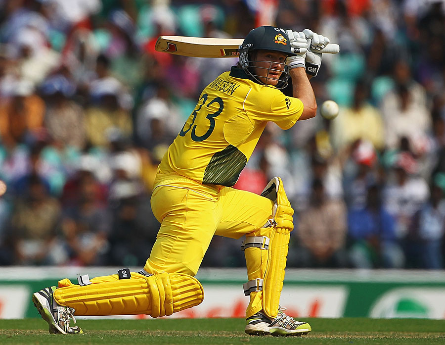 Road to 2015 World Cup: Players with highest batting average in World Cup history 5