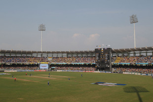 An aerial view of the R Premadasa stadium, Sri Lanka v Pakistan, World Cup, Group A, Colombo, February 26, 2011