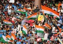 A packed house cheered India on, India v England, World Cup, Group B, Bangalore, February 27, 2011