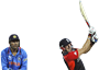 Tim Bresnan clobbered a huge six over midwicket