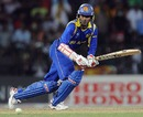Upul Tharanga scored an unbeaten half-century, Sri Lanka v Kenya, Group A, World Cup 2011, Colombo, March 1, 2011