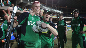 Kevin O'Brien is a new Irish hero after his stunning century overcame England