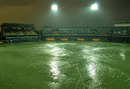 Persistent rain in Colombo led to the game being called off after 32.5 overs, Sri Lanka v Australia, Group A, World Cup 2011, Colombo, March 5, 2011