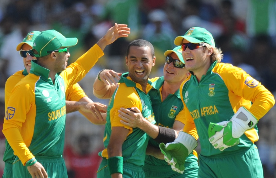 ... Robin Peterson | Photo | ICC Cricket World Cup 2011 | ESPN Cricinfo