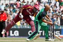 Andre Botha runs out Sulieman Benn, Ireland v West Indies, Group B, World Cup, Mohali, March 11, 2011