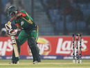 Naeem Islam became Ajmal Shahzad's third wicket with a beauty