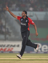 Ajmal Shahzad took three wickets but it wasn't enough for England