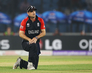 Andrew Strauss watched another close match slip away, Bangladesh v England, Group B, World Cup, Chittagong, March 11, 2011