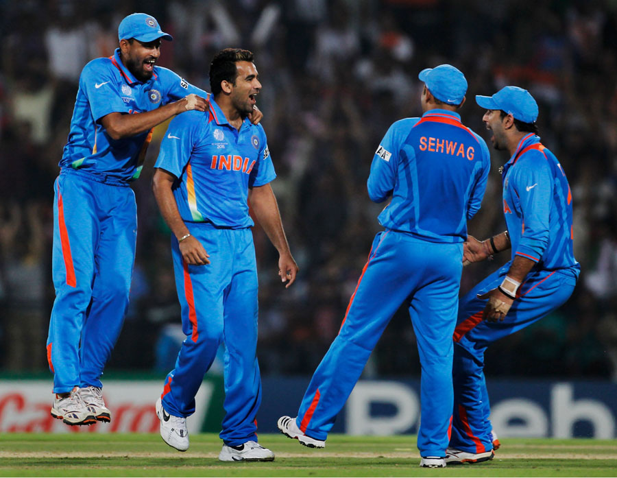 India vs West Indies Highlights Cricket World Cup 2011 chennai