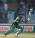 Shafiul Islam kept calm to see Bangladesh to victory, Bangladesh v England, World Cup 2011, Group B, Chittagong, March 11, 2011