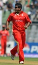 Balaji Rao picked up two wickets, Canada v New Zealand, World Cup 2011, Group A, Mumbai, March 13 2011